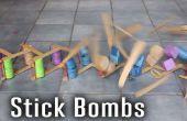 Coller les bombes (explosion de l'Art cinétique)