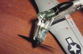 Comment obtenir un micro ultra mousse rc de retour à l'air