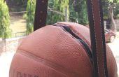 Sac de Basketball upcycled