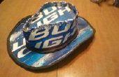 Chapeau de cowboy de bière