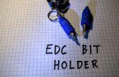Bit support porte clef - EDC