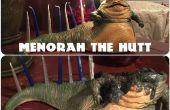 Comment construire (ne pas) à une Menorah le Hutt