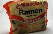 Comment faire le meilleur Maruchan Ramen nouilles