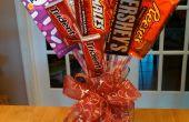 Bouquet de bonbons Valentin