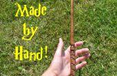 Étourdir vos amis avec ces baguettes à la main Harry Potter!