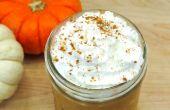 Pumpkin Spice Frappuccino recette
