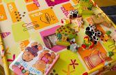 Comment faire une nappe d'art pour les petits enfants
