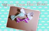 Comment faire un Washi Tape Hair Bow