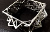 Galvanoplastie 3D imprimés bijoux
