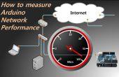 Comment mesurer les performances du réseau Arduino