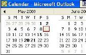 Obtenir le calendrier de Microsoft Outlook 2000 à l'ipod sans logiciel