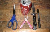 Comment faire une alcool/poche minie poêle