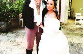 Nadia le roi gobelin et Sarah