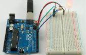RGB LED série contrôle Arduino