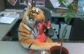 Cabine Tiger a encore frappé !