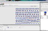 Comment animer avec Sprite de sur Adobe Flash