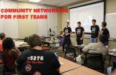 Communauté de réseautage pour les équipes premières