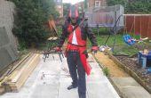 ACIII Assassin Cosplay (en grande partie basé sur Connor Kenway)