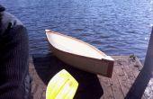 « Construire un bateau d'une seule feuille » Alternate bâtiment