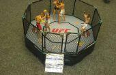 Bague aimantée de UFC avec swinging door (fabriqué à partir de K'nexs)