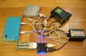 Comment recharger votre Ipod, appareil photo, téléphone portable ou ordinateur de poche jeu Console On The Go