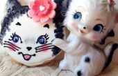 Vintage Kitty Cookies