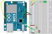 IoT atelier : Lab 3 - contrôle de sortie avec entrée