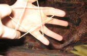 Comment faire une bande de caoutchouc star