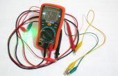 Multimètre rétro-éclairé LCD Mod