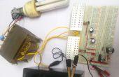 Comment construire 100 watts 12v DC vers 220v AC onduleur circuit à l'aide de EasyEDA