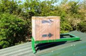 Miel des ruches Swarm Catch