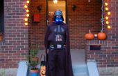 Darth Vader costume mod