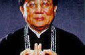 Noir bouddhisme tantrique de secte : Comment faire le symbole de la Sainte main