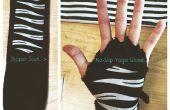 Gants sans glissement Yoga