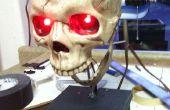 Crâne d'Arduino interactif
