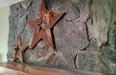 Comment faire un 24 pouces en bois Star avec un 2 x 4