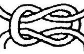 Comment à noeud noeud carré/plat de la cravate A