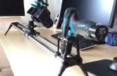 Mon premier DIY : plus simple contrôlable caméra curseur de vitesse sur Youtube ?