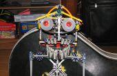 Knex marionnette squelette nouvelle version de Bugman9.