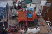 Paille de câbles/fils gestion manchon pour imprimantes 3d et projets Arduino
