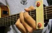 Comment faire une saleté simple guitare Capo !