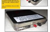 Banque de puissance Thuraya di emergenza USB 5 V