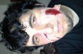 Tutoriel maquillage Zombie