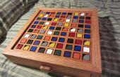 Basé sur la couleur de planche de Sudoku en bois