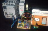 ESP8266 Scada SVG Modbus RTU + Panasonic PLC FPX C14R