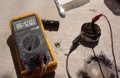 En aluminium peut, Saltwater et Charcoal batterie