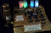 Conseil de Steampunk Electronics LED Experimenter