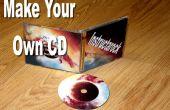 Créer votre propre CD