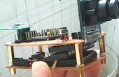 """DIY STC MCU combinés sans fil petite caméra avec OV7670, NRF24L01 Module émetteur/récepteur sans fil, 2.8"""" TFT LCD (fournir code)"""