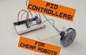 Vitesse de contrôleurs pour les Robots bon marchés, partie 2: le contrôleur PID